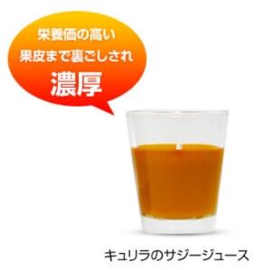 キュリラサジージュース